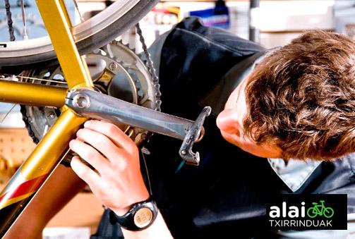 ¡Prepara tu bici! Revisión de bicicleta con ajustes y opción a engrases