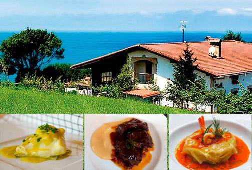 Berazadi Jatetxea, deliciosa gastronomía casera en Zarautz