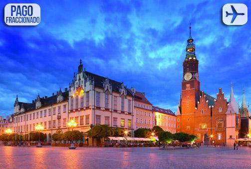 Varsovia y Cracovia, dos destinos para explicar la historia y el presente de Polonia. 8 días con vuelos, hoteles con desayuno y billetes de tren entre ciudades y tasas